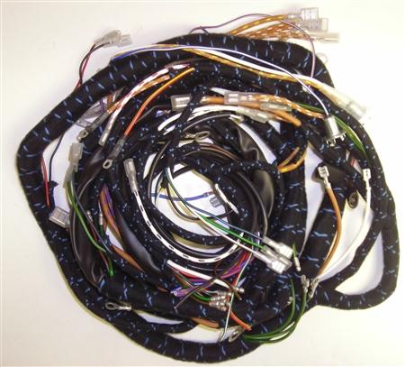 112-2T Jaguar Xk Wiring Harness on mg midget wiring harness, sunbeam tiger wiring harness, ac cobra wiring harness,