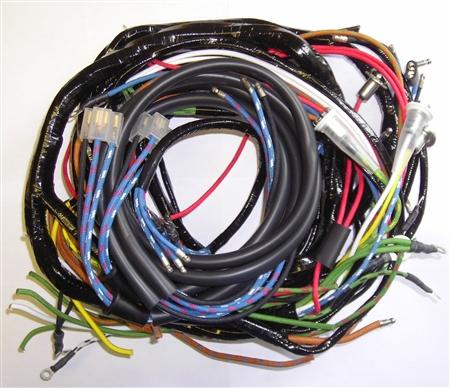 57 61 metropolitan wiring harness