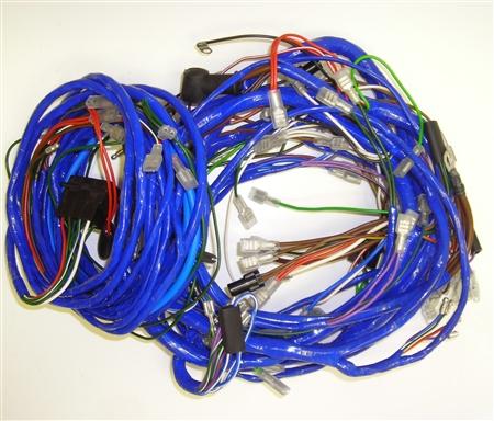 Sunbeam Tiger Wiring Harness - Wiring Diagram Expert on
