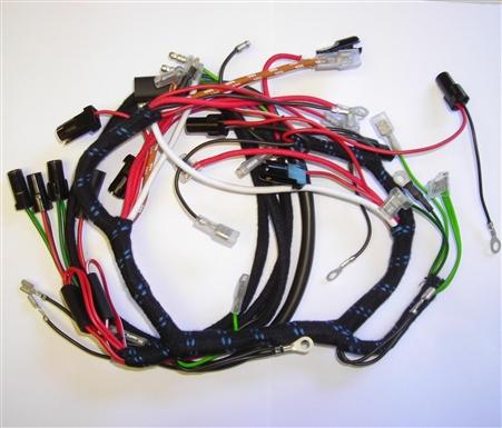 center panel wiring harness jaguar mk2. Black Bedroom Furniture Sets. Home Design Ideas