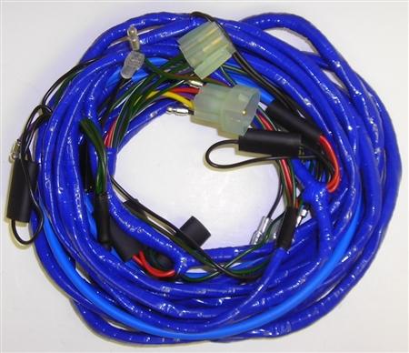 Miraculous Body Wiring Harness Mg Midget 1975 80 Wiring Database Indigelartorg