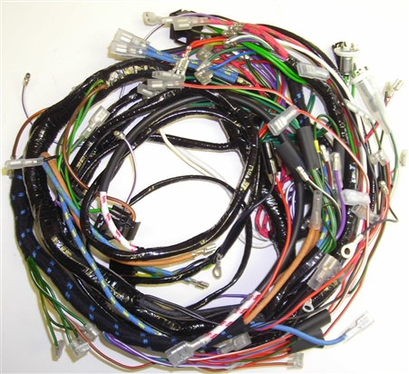 dash wiring harness for jaguar e-type series 2 fender jaguar hh wiring harness 20000 jaguar wiring harness #13