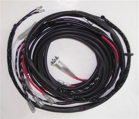 jaguar xke series 2 heated rear window wiring harness. Black Bedroom Furniture Sets. Home Design Ideas