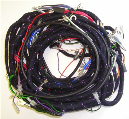 austin mk1 mini moke wiring harness. Black Bedroom Furniture Sets. Home Design Ideas