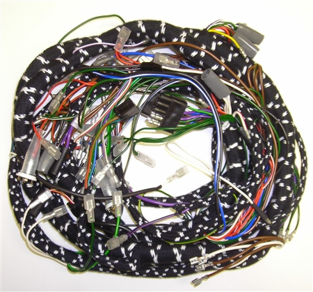 74 mgb wire harness 74 nova wiring harness diagram schematic mgb 1967-68 main & dash wiring harness (525)