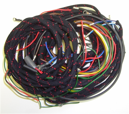 main wiring harness p b. Black Bedroom Furniture Sets. Home Design Ideas