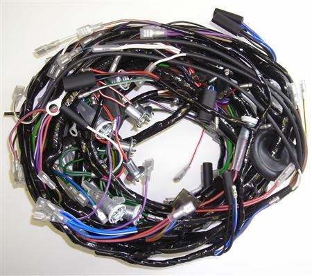 892-2T Triumph Tr Wiring Harness on triumph tr4 wiring, triumph tr3 wiring, triumph spitfire wiring,