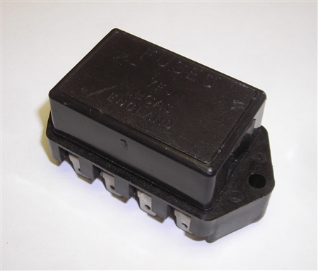 Lucas 7FJ 4-Way Fusebox, Bottom Entry (C152) on