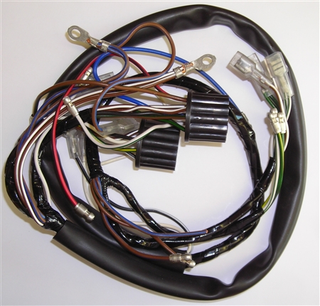 triumph motorcycle wiring harness. Black Bedroom Furniture Sets. Home Design Ideas