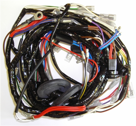triumph motorcycle wiring harness 68 c10 wiring