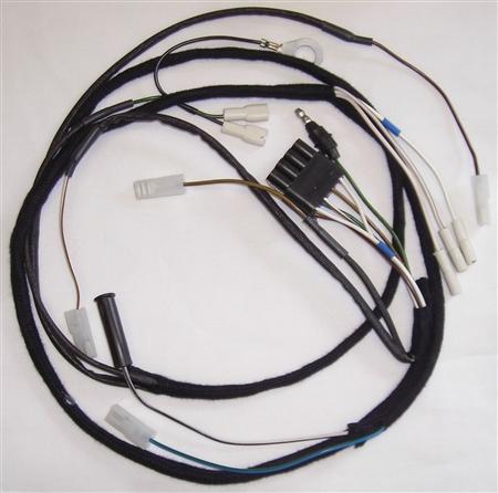 jaguar series 3 xj6 4 2 engine wiring harness